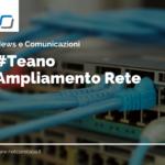 Teano – Ampliamento della rete